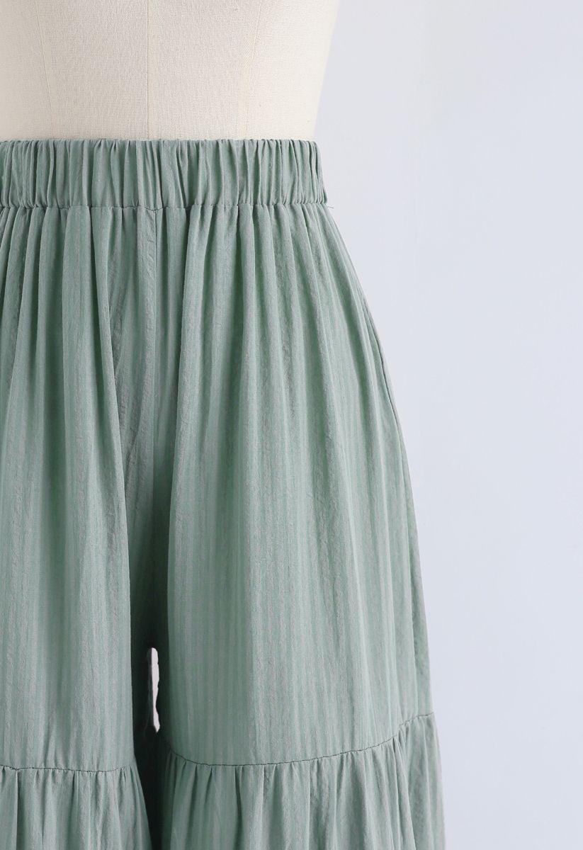 Sunny Days Wide-Leg Pants